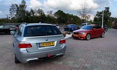 MCDJ9811 (https://www.facebook.com/thephotodude43/) Tags: bmw 1m valencia orange touring v10 f10 pentax k5 sigma 1750mm car