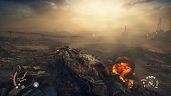 Mad Max_20181022231558 (Livid Lazan) Tags: mad max videogame playstation 4 ps4 pro warner brothers war boys dystopia australia desert wasteland sand dune rock valley hills violence motor car automobile death race brawl gaming wallpaper drive sky cloud action adventure divine outback gasoline guzzoline dystopian chum bucket black finger v8 v6 machine religion survivor sun storm dust bowl buggy suv offroad combat future