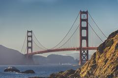 Golden Gate Bridge (diegomonteleone) Tags: california summer trekking nikon d7200 usa eeuu unitedstates goldenstate usinterior vsco instagram nature westcoast city cities tourist urbanism photogrid pacific pacificcoast sanfrancisco bridge goldengatebridge