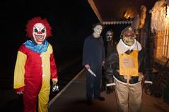 IMG_2033 (2) (Time Grabber) Tags: timegrabber blaenavonrailway blaenavonheritagerailway steamtrains blaenavon railway monsters ghosts zombies vampires clowns witches halloween festival werewolf sinister railwaycarriage