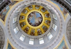 Gilded Dome - Les Invalides (joanne clifford) Tags: cathedralofsaintlouis napoleonbonaparte lesinvalides kinglouisxiv charlesdelafosse napoleon france paris domechurch hww windowwednesdays windowwednesday