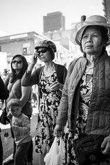 three women (vhines200) Tags: sanfrancisco 2018 chinatown women people