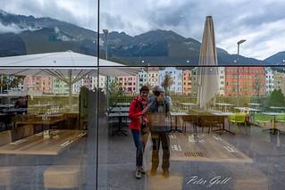 Refelctions - Innsbruck