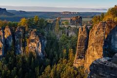 Bastei3 (luecki78) Tags: rathen sachsen deutschland bastei elbsandsteingebirge sächsische schweiz bad schandau herbst morgens dresden