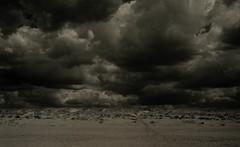 Messengers of darkness (Rosenthal Photography) Tags: dünen dänemark analog 20180805 color ff135 strand juli rodinal12520°c18min c41 houvig urlaub asa200 olympus35rd sommer fujisuperia200 danmark denmark mood landscape beach dunes storm sea northsea clouds summer july olympus olympus35 35rd fzuiko zuiko 40mm f17 fuji superia rodinal 125 epson v800 dark darkness messengers