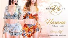 Rebel Hope group gift - Havanna - Autumn Florals (Rebel Hope) Tags: rebelhope secondlife freebies group gift