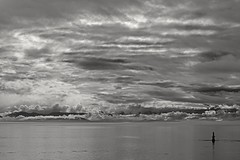 Lost horizon (F0t0graphy) Tags: clouds cloudy salishsea ocean pacific juandefuca victoria canada