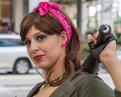 (jwcjr) Tags: 2016dragoncon atlantaga atlantageorgia dragoncon dragoncon2016 pentax people atlanta woman face portrait streetportrait costume