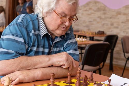 Grand Prix Spółdzielni Mieszkaniowej w Szachach Turniej VII-78