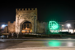 ARCO D'AUGUSTO RIMINI (Matteo Colombini San Marino) Tags: rimini romagna nikon d750 epoca romana