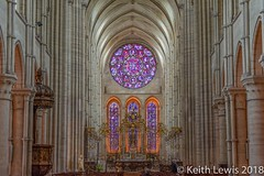 The Nave   Laon Cathedral (keithhull) Tags: laon laoncathedral cathedral historic stainedglass aisne picardy hautsdefrance france 2018 explore