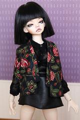 Halloween is coming neo Wicca style (Antique bag // Inesu_1) Tags: seleccionar doll bjd minifee larina laia dim chloe