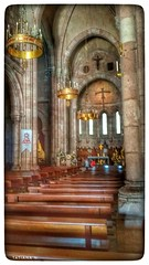 Basílica de Covadonga (tanechkanika823) Tags: iglesias asturias