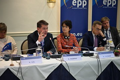 EPP Summit, Brussels, 17 October 2018 (More pictures and videos: connect@epp.eu) Tags: eppsummit brussels 17october2018 epp summit european people party belgium october 2018 kinga gál dara murphy marianne thyssen