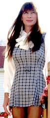 Just the gorgeous dress - 1 (donnacd) Tags: sissy tgirl tgurl slut dressing crossdress crossdresser cd travesti transgenre xdresser crossdressing feminization tranny tv ts feminized jumpsuit domina blouse satin lingerie touchy feely he she look 易装癖 シー