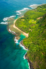 Na Pali Coast (rsgbot) Tags: fall kauai nāpalicoaststatepark pacific pacificocean aerial arial beach canyon cliff clouds cloudscape helicopter island landscape ocean sea sun hanalei hawaii unitedstates canon canoneos5dmarkiii october 2018 ef50mmf12lusm nāpalicoaststatewildernesspark napalicoast