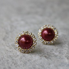 Gold and Wine Earrings, Wine Pearl Earrings, Wine Wedding Jewelry, Wine Bridesmaid Jewelry, Burgundy, Maroon, Bridesmaid Earring Gift https://t.co/NfEvDgQ1Gl #jewelry #earrings #weddings #bridesmaid #gifts https://t.co/UwoekUpyLK (petalperceptions.etsy.com) Tags: etsy gift shop fashion jewelry cute
