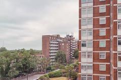 Rockley Rd (pni) Tags: towerblock highrise shepherd'sbush window wall building tree park sky uk18 london uk england unitedkingdom pekkanikrus skrubu pni