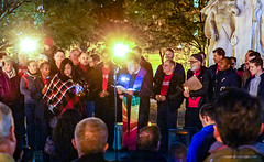 2018.10.25 Vigil for Matthew Shepard, Washington, DC USA 06914