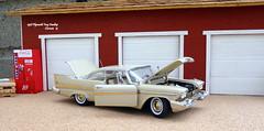 1958 Plymouth Fury Hardtop (JCarnutz) Tags: 124scale diecast danburymint 1958 plymouth fury