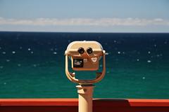 1 x $2 (sonofwalrus) Tags: canon slr eos7d coolangatta australia goldcoast queensland 1x2 binoculars view lookout water sea ocean sky automaticfocus