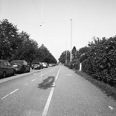 road (rotabaga) Tags: sverige sweden svartvitt blackandwhite bw bwfp göteborg gothenburg lomo lomography lubitel166 mediumformat mellanformat 120 6x6 twinlens fomapan fomadon r09 diy