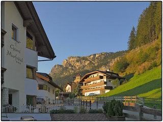 Day 11 • Dolomiten, Wolkenstein, Garni Murfrëid