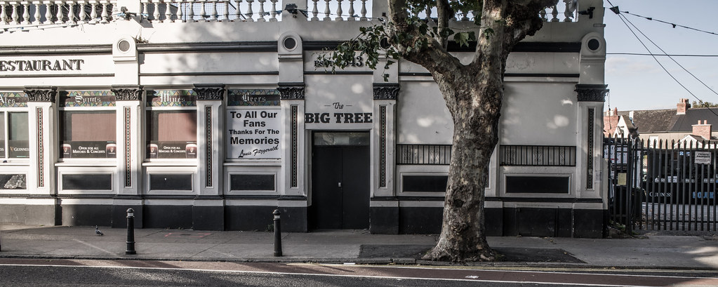 I DID NOT KNOW THAT THE BIG TREE HAD CLOSED [SEPTEMBER]-144962