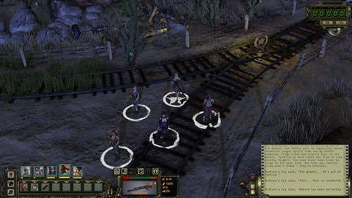 Wasteland 2: Directors Cut gameplay