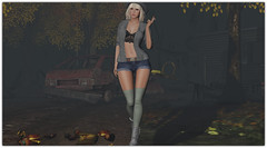 .Lauren Moz (Abi Latzo) Tags: tonic moz reign cestlavie whiteriverco mystictimbers avatar fashion secondlife sl shopping bento beauty blonde mesh model meshhead meshbody outdoors outdoor outside