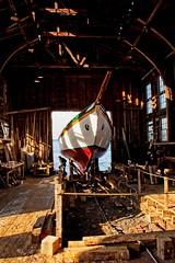 Preparations for the Christening (pooroldtim) Tags: d810 lunenburg nikon ship christening