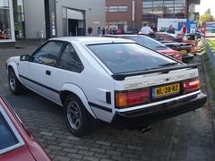 1985 Toyota Celica Supra (harry_nl) Tags: netherlands nederland 2018 nieuwegein toyota celica supra nl28rz sidecode4