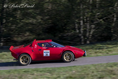Pocket Rocket Lancia Stratos. (Frostie2006) Tags: rally wiscombe hill climb wiscombehillclimb lombard bath 1976 lombardrallybath cars panning lancia stratos peter frost peterfrost nikon d500 nikond500 classic rallying historic classicrallying historicrallying