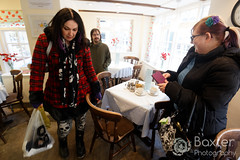 IMG_30165319_0822_DxO (PeeBee (Baxter Photography)) Tags: catriona cate red tartan coat woman woolly hat scarf whitby goth weekend wgw 2018 apr april gothic alternative yorkshire uk england music festival punk alt event official