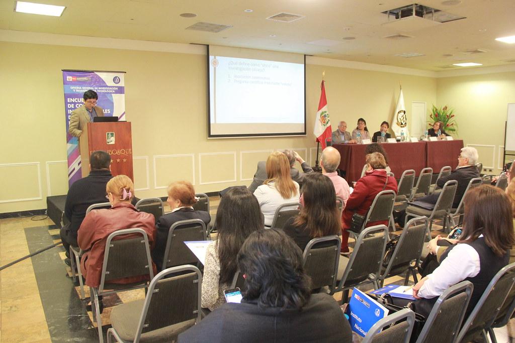 Encuentro de Comités Institucionales de Ética en Investigación