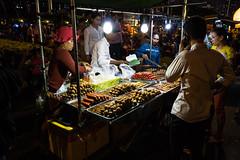 Street Food, Water Festival, Phnom Penh, Cambodia