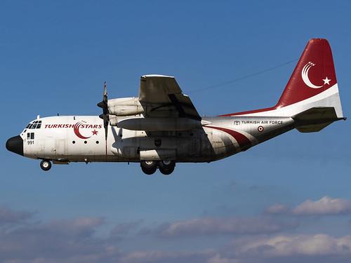 Türk Hava Kuvvetleri | Lockheed C-130E Hercules | 73-00991