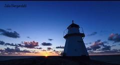 🍂🍁 (julia_bergendahl1) Tags: evening canon photography sunset cold fall sea landscape landskap discoversweden discover sverige sweden halland lighthouse fyr