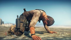 Mad Max_20180925002925 (Livid Lazan) Tags: mad max videogame playstation 4 ps4 pro warner brothers war boys dystopia australia desert wasteland sand dune rock valley hills violence motor car automobile death race brawl scenery wallpaper drive sky cloud action adventure divine outback gasoline guzzoline