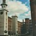 Lowell Massachusetts - United States - Boott Mills Museum - Cotton Mills