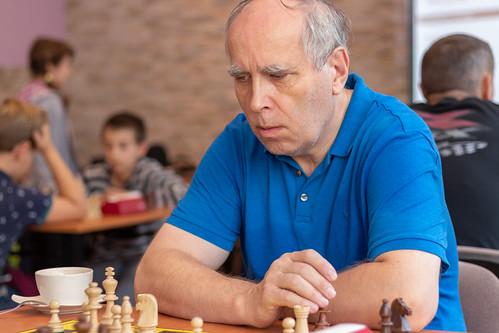 Grand Prix Spółdzielni Mieszkaniowej w Szachach Turniej VII-38