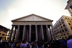 283/365: Pantheon (Liv Annette) Tags: pantheon italy rome roma italia travel tourists europe church history historic city beautiful old architecture 365 365project