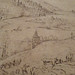 BRUEGEL Pieter I, 1560 - Les Pélerins d'Emmaüs dans un Paysage de Montagne (Rotterdam) - Detail 33