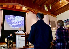 Worship Service with Chand Ahuja (9-14-2018) - Offeratory (nomad7674) Tags: 2018 20180914 september beacon hill church efca evangelical free monroect monroe ct connecticut worship service offertory offeratory offering