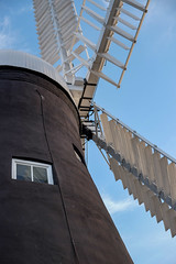 Holgate Windmill, August 2018 - 03