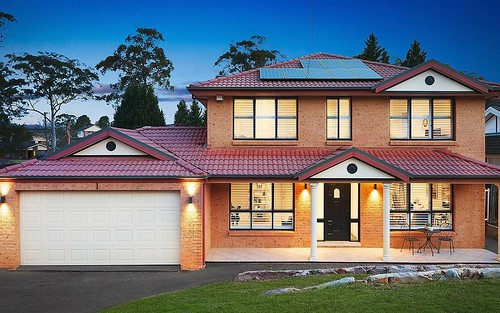 1 Westminster Dr, Castle Hill NSW 2154