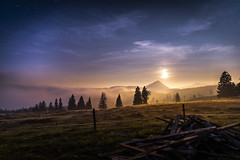 Postalm Mondlandschaft 1 (Bernedti) Tags: night nightscape moon moonscape landscape longexposure nature natureporn sigma sigmaart sony sonyalpha