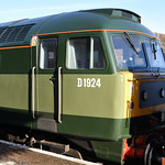 D1924 Crewe Diesel Depot thumbnail