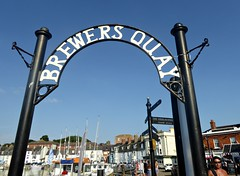 The Quay, at Wwymouth. (jenichesney57) Tags: