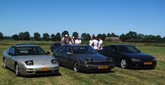 1992 Nissan 240SX, 1988 Silvia, 1999 Silvia (rvandermaar) Tags: s12 rs13 s15 sb495s tb171b tf13ry